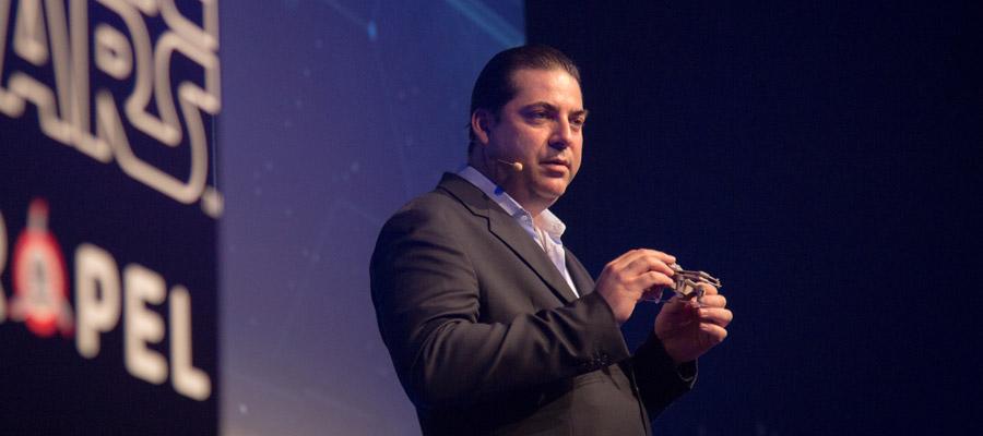 Der Propel CEO Darren Matloff