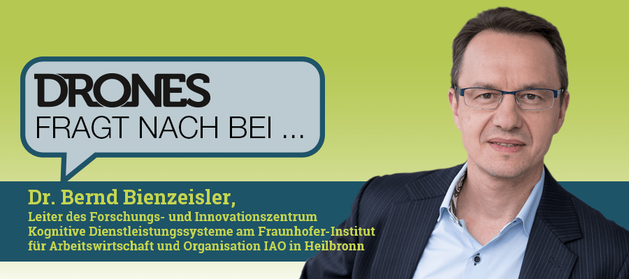 Dr. Bernd Bienzeisler im Interview über Zustellkonzepte