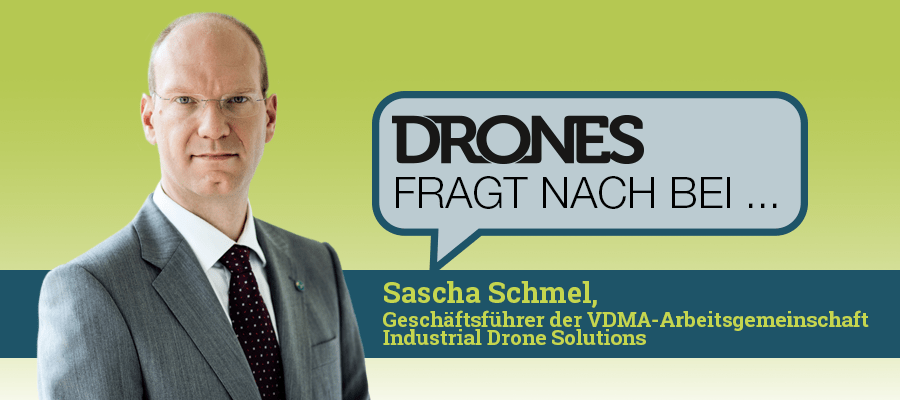Drone Readyness Analyse des VDMA
