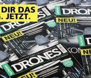 Drones-Erstausgabe: Da ist das Ding!