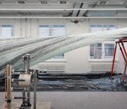 Bauen Drohnen in Zukunft die Gebäude?
