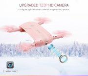 Selfie-Kopter für die Frau: JJRC H37 Elfie Love 250 von RC-Master